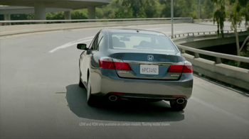 2013 Honda Accord TV Spot, 'Absentminded You: Rise Early'  - Thumbnail 10