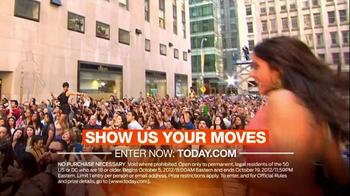 NBC Show Us Your Moves TV Spot - Thumbnail 10