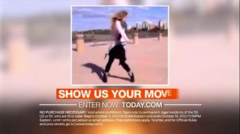 NBC Show Us Your Moves TV Spot - Thumbnail 6