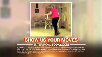 NBC Show Us Your Moves TV Spot - Thumbnail 7