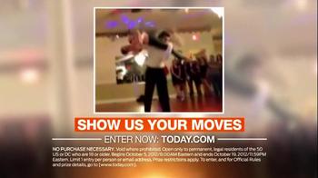 NBC Show Us Your Moves TV Spot - Thumbnail 8