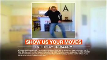 NBC Show Us Your Moves TV Spot - Thumbnail 9