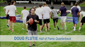 Instaflex Two-Week Sample TV Spot Featuring Doug Flutie