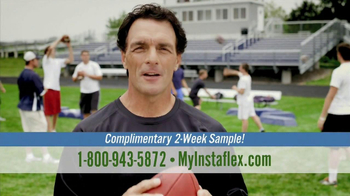 Instaflex Two-Week Sample TV Spot Featuring Doug Flutie - Thumbnail 5