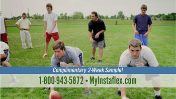 Instaflex Two-Week Sample TV Spot Featuring Doug Flutie - Thumbnail 6