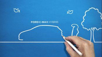 Ford C-Max Hybrid TV Spot, 'Weeeee!' - Thumbnail 3