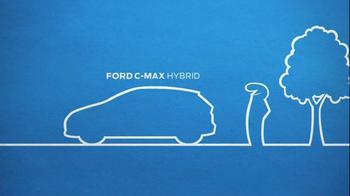 Ford C-Max Hybrid TV Spot, 'Weeeee!' - Thumbnail 4
