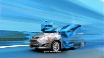 Ford C-Max Hybrid TV Spot, 'Weeeee!' - Thumbnail 7