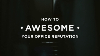 Xfinity On Demand TV Spot, 'How to Awesome: Office Reputation' - Thumbnail 2