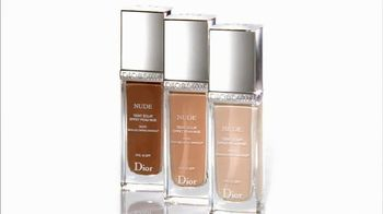 Macy's Beauty Scene TV Spot, 'Dior Nude Foundation' - 78 commercial airings