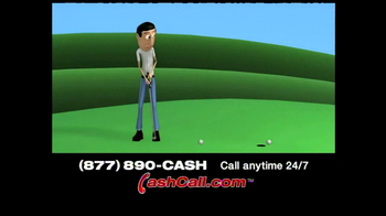 Cash Call TV Spot, 'Do-over Golf Putt'