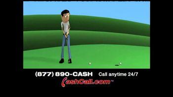 Cash Call TV Spot, 'Do-over Golf Putt'