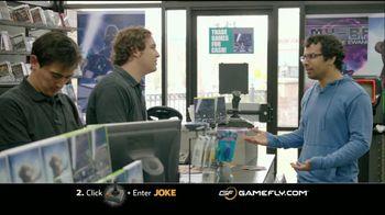 GameFly.com TV Spot, 'Angry Customer'