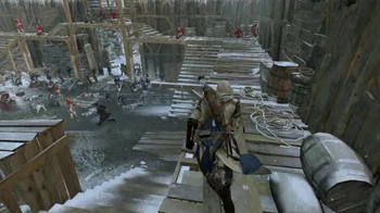 Assassins Creed III TV Spot, 'Coming Home' Song by Diddy Dirty Money - Thumbnail 9