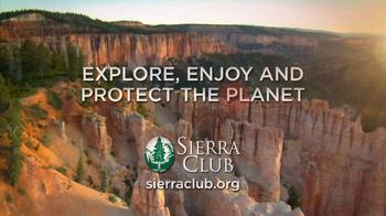 Sierra Club TV Spot, 'Change the World' - Thumbnail 7