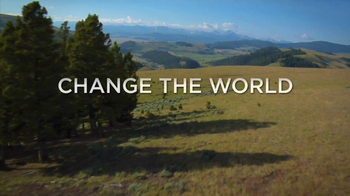 Sierra Club TV Spot, 'Change the World'