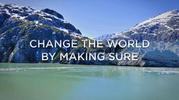 Sierra Club TV Spot, 'Change the World' - Thumbnail 3