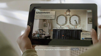 The Home Depot Fall Style Guide TV Spot, 'Pages of Inspiration' - 364 commercial airings