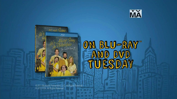 It's Always Sunny in Philadelphia Season 7 on Blu-Ray, DVD TV Spot