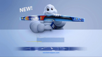 Michelin Stealth Wiper Blades TV Spot, 'Whatever Weather' - Thumbnail 9