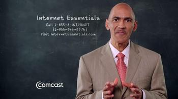 Comcast Internet Essentials TV Spot Featuring Tony Dungy - Thumbnail 10