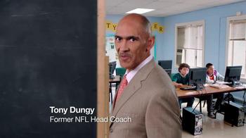 Comcast Internet Essentials TV Spot Featuring Tony Dungy - Thumbnail 4