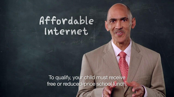 Comcast Internet Essentials TV Spot Featuring Tony Dungy - Thumbnail 7