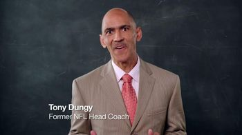 Comcast Internet Essentials TV Spot Featuring Tony Dungy
