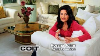 COIT TV Spot '40% Off Carpet' - Thumbnail 1