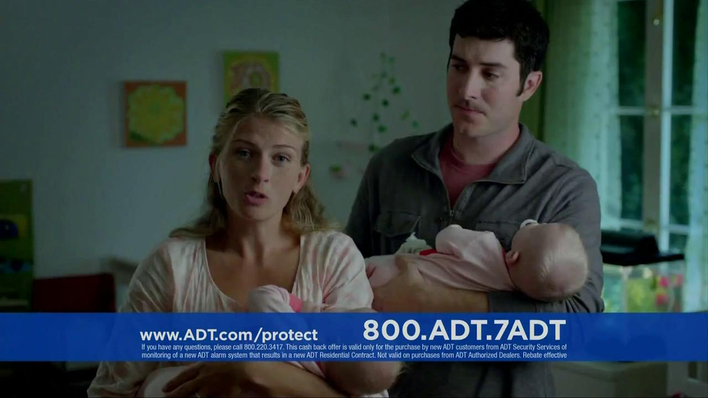 ADT Commercial with Danny White - YouTube