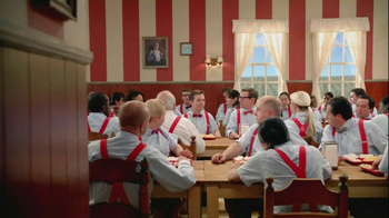 Orville Redenbacher's Popcorn TV Spot, 'Lunchroom' - 210 commercial airings