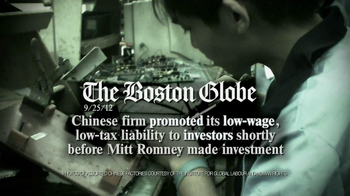 Obama for America TV Spot 'Low Wage Labor' - Thumbnail 7