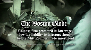 Obama for America TV Spot 'Low Wage Labor' - Thumbnail 8