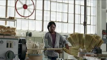 GEICO TV Spot, 'Happier Than a Witch in a Broom Factory'