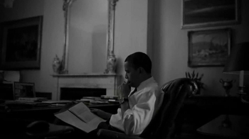 Obama for America TV Spot, 'Challenges' Featuring Morgan Freeman - Thumbnail 2