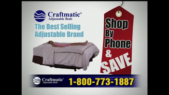 Craftmatic TV Spot, \'Compare\'