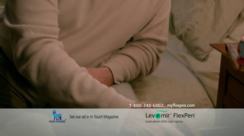 Levemir FlexPen TV Spot, 'That Was Me' - Thumbnail 8