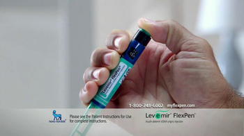 Levemir FlexPen TV Spot, 'That Was Me' - Thumbnail 4