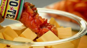 Velveeta and Ro-Tel Cheese Dip TV Spot - 405 commercial airings