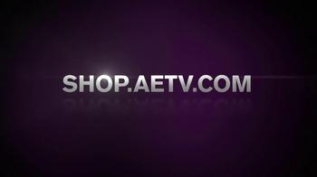 Shop A&E Online TV Spot - Thumbnail 1
