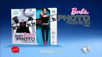 Barbie Photo Fashion TV Spot - Thumbnail 9