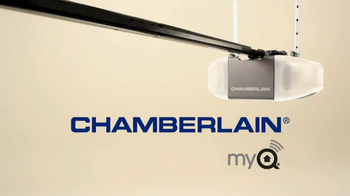 Chamberlain MyQ Home TV Spot