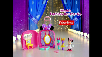 Minnie's Fashion On-the-Go TV Spot - Thumbnail 9