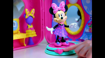 Minnie's Fashion On-the-Go TV Spot - Thumbnail 5