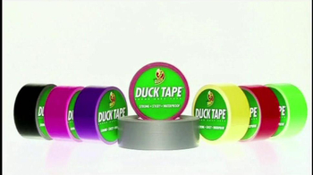 Duck Tape TV Spot, 'What Can't You Do?' - Thumbnail 8