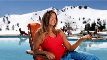 Visit California TV Spot Featuring Julia Mancuso and Shannon Bahrke