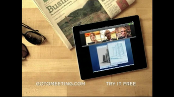Go To Meeting HD Faces TV Spot, 'Building Relationships with GoToMeeting' - Thumbnail 8