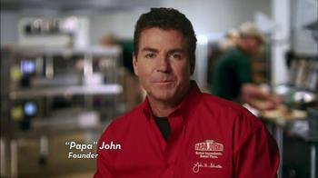 Papa John's Meatball and Pepperoni Pizza TV Spot, 'Taste of Italy' - Thumbnail 2