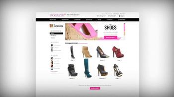 Shoedazzle.com TV Spot, 'No Time' - Thumbnail 4