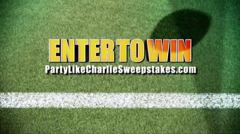 Two and a Half Men Big Game Sweepstakes TV Spot - Thumbnail 7